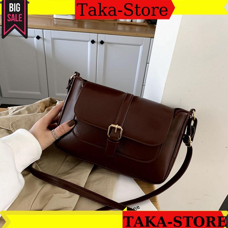 túi đeo chéo nữ đẹp hàn quốc thời trang cao cấp TAKASTORE-017021