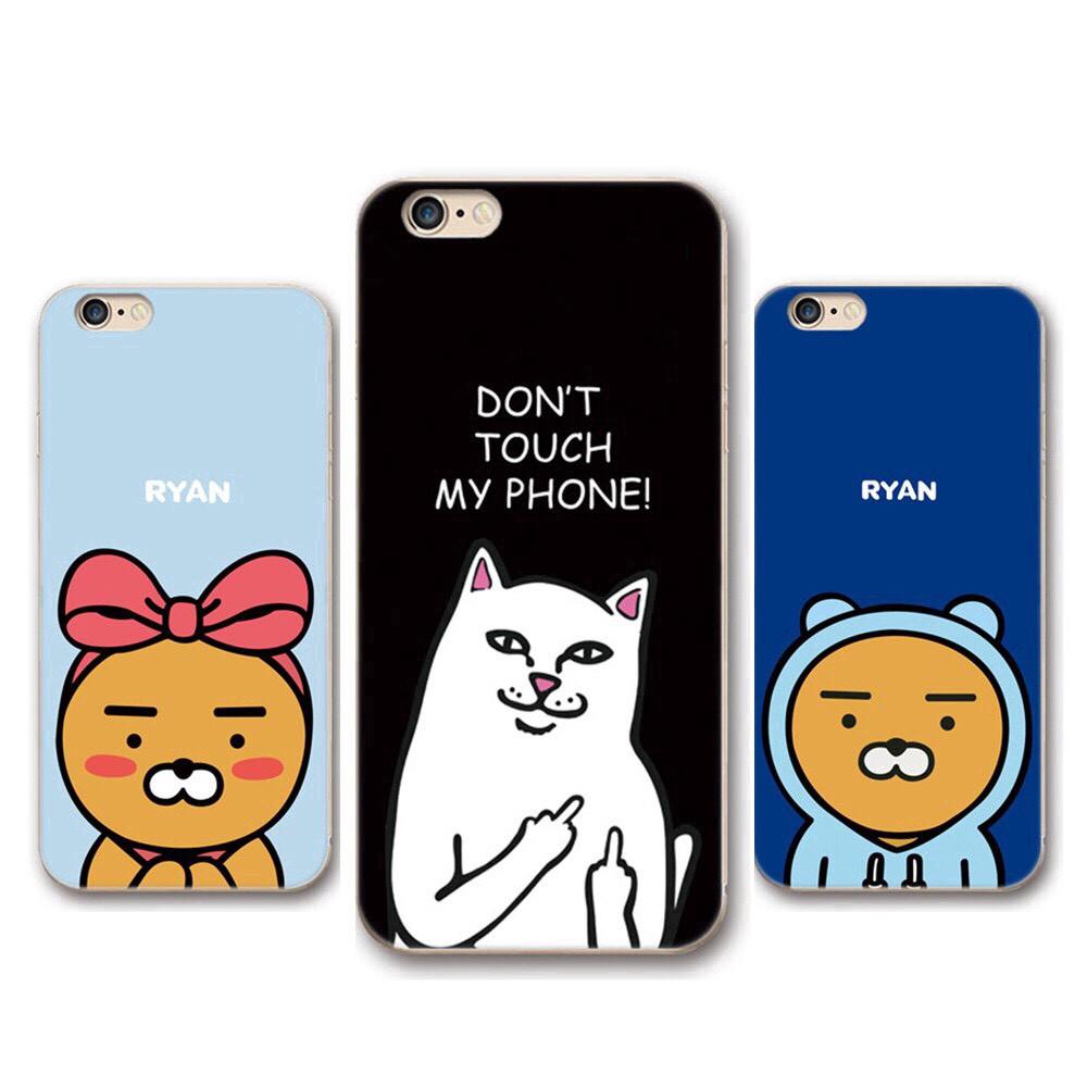 Ốp lưng iphone Don't touch 6 6S 6Plus 6S Plus 7 8 7Plus 8Plus X XSMax 11 ProMax XR - Xưởng Ốp Việt Nam M175