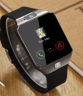 Đồng hồ điện thoại DZ09 – Điện thoại mini