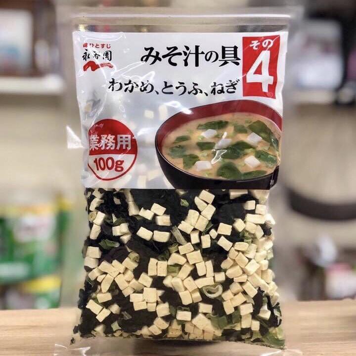 Rong biển đậu hũ khô Nhật Bản 100g
