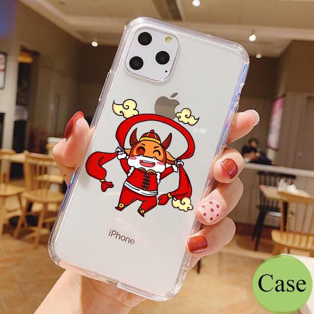 Ốp lưng iphone Dải Lụa Đỏ 6 6S 6Plus 6S Plus 7 8 7Plus 8Plus X XSMax 11 ProMax XR - Xưởng Ốp Việt Nam M842