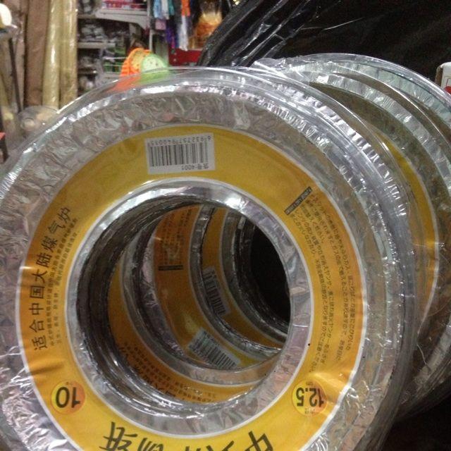 Rẻ và Đẹp 30 miếng giấy bạc lót bếp ga