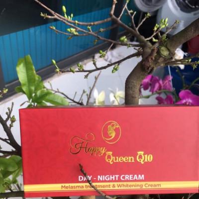 Kem dưỡng Da happy queen Q10