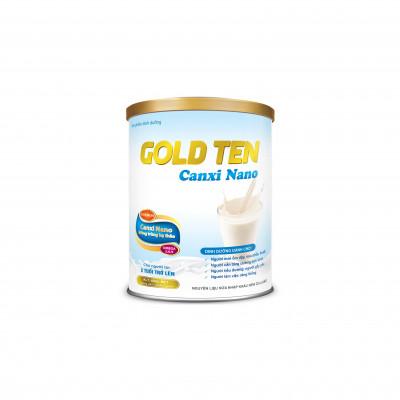 Sữa non Goldten Canxi Nano
