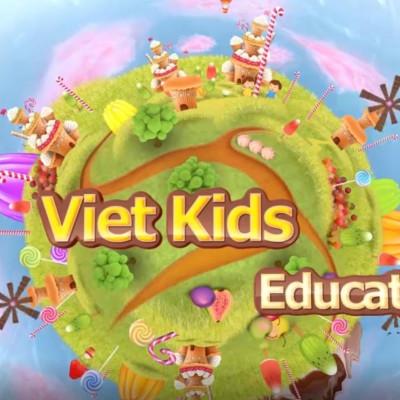 Khóa học tiếng anh cho trẻ em - Vietkids Education