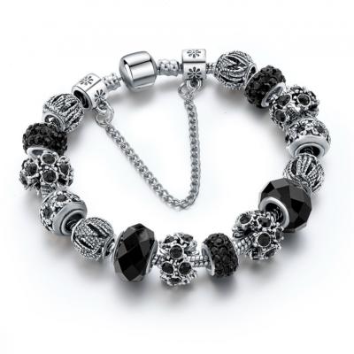 Vòng tay Chapi Black Diamond (Kim cương đen ) – MS:VT05