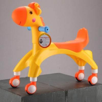 Xe chòi chân con ngựa