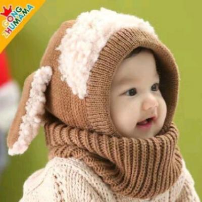 mũ len dành cho bé bé