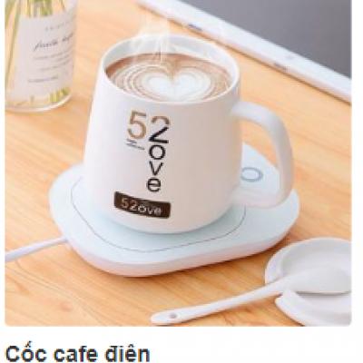 Cốc cafe điện