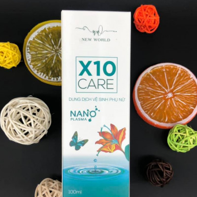 Dung dịch vệ sinh X10 Care