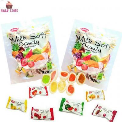 Kẹo dẻo Thái milk soft candy