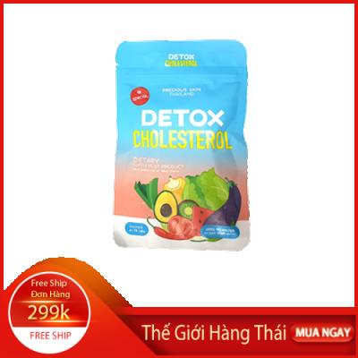 Giảm Cân Detox Cholesterol Gói 60 Viên Thái Lan