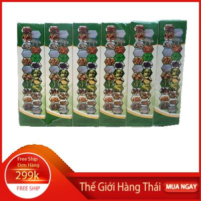 Combo 12 Chai Dầu Thảo Dược 22 vị thảo dược Thailand 8ml
