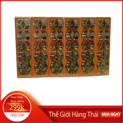 Combo 12 Chai Dầu Thảo Dược Nhân Sâm 26 Vị Thái Lan
