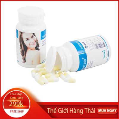 Viên Uống Trắng Da Yanhee Glutacap 500 Thái Lan