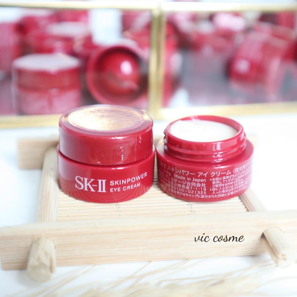 Kem mắt Sk-II SkinPowder R.N.A Power Eye Cream Radical New Age/ Kem mắt sk2/ Kem mắt skii