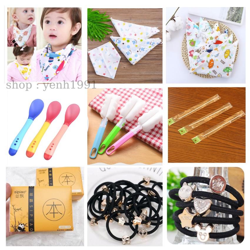 Combo sản phẩm đồ dùng cho bé