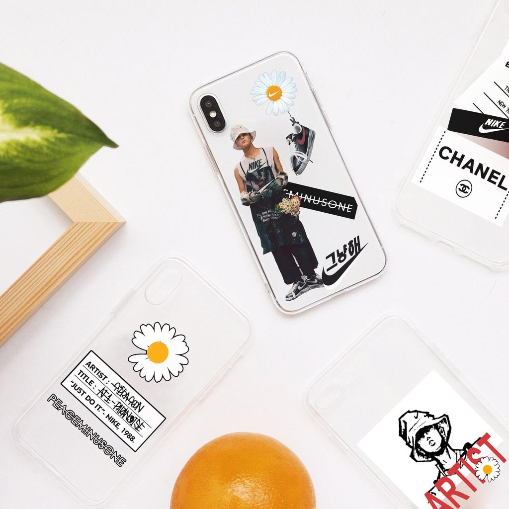 Ốp lưng iphone G-Dragon 6 6S 6Plus 6S Plus 7 8 7Plus 8Plus X XSMax 11 ProMax XR - Xưởng Ốp Việt Nam M574