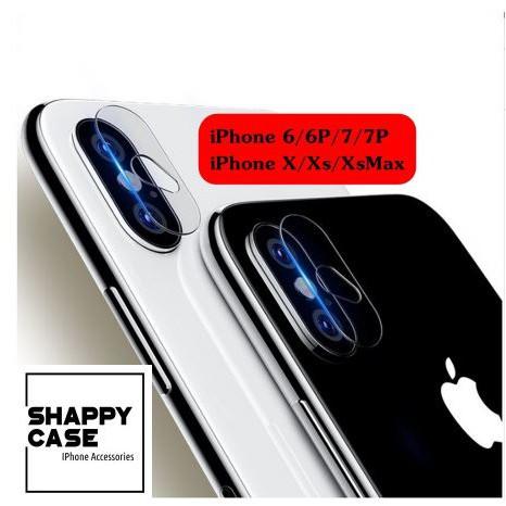 [Miễn Phí Vận Chuyển 50K] Kính cường lực camera iphone 6 7plus X XS XSMax iPhone 11