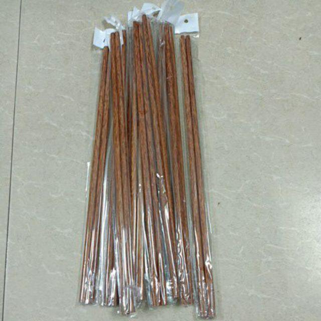 1 đôi đũa dừa xào nấu (37cm)