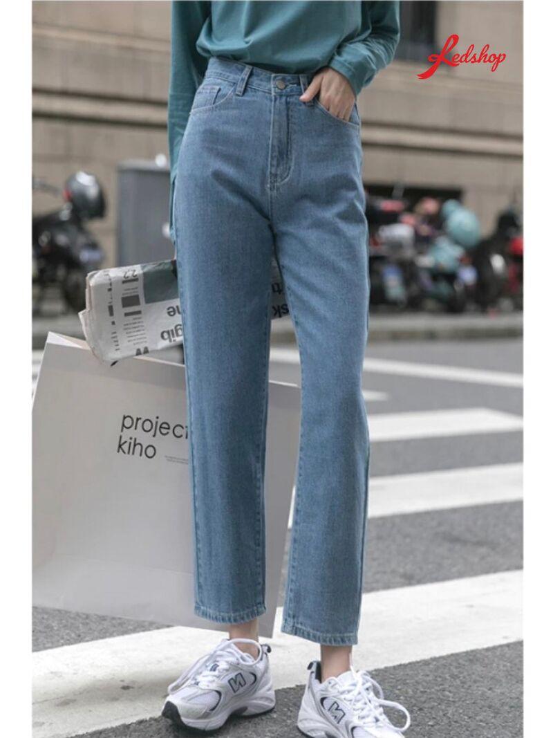 [Mã FATHANG5 giảm 10K đơn 50K] Quần Jeans DNX tôn chiều cao, hack chân thần thánh.