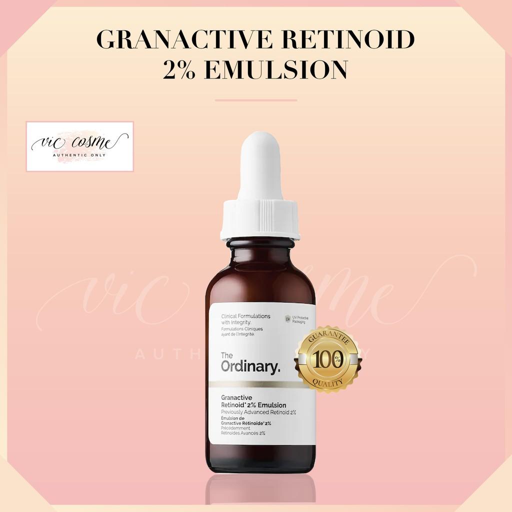 Chống Lão Hóa Granactive Retinoid 2% Emulsion - The Ordinary