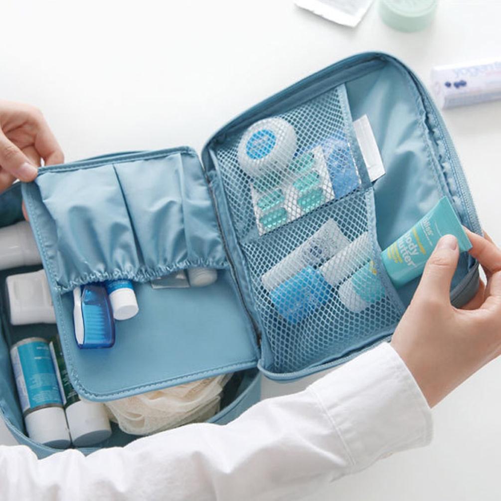 TÚI ♥️FREESHIP♥️ Túi đựng đồ trang điểm, đồ vệ sinh cá nhân
