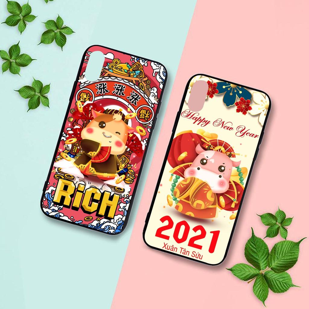 Ốp lưng iphone cứng Trâu RICH  6 6S 6Plus 6S Plus 7 8 7Plus 8Plus X XSMax 11 Pro ProMax - Xưởng Ốp Việt Nam M840