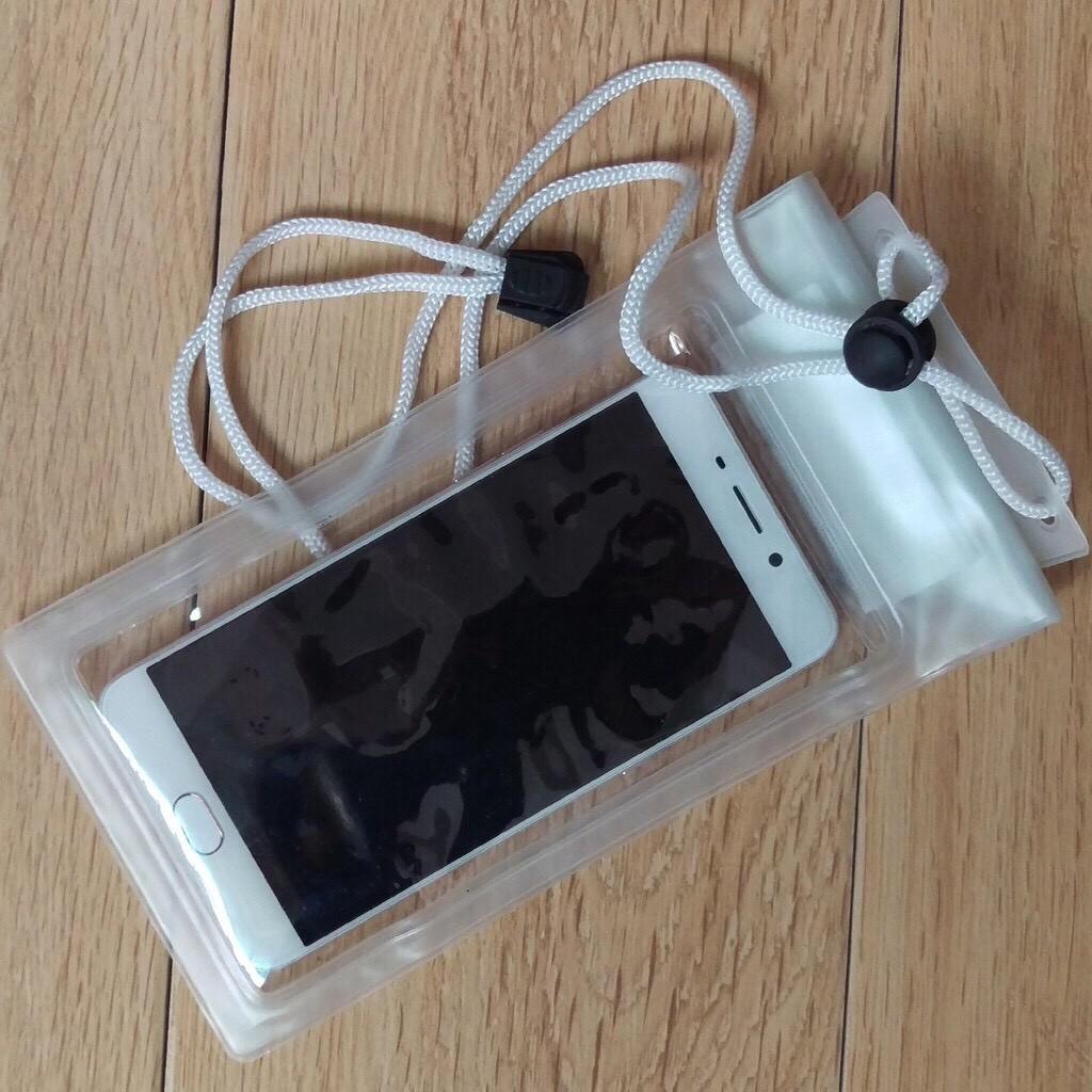 [Mã ELMS5 giảm 7% đơn 300K] Combo 50 Túi Chống Nước Cho Điện Thoại Từ iPhone 5 Đến iPhone 12 ProMax Chất Lượng Tốt