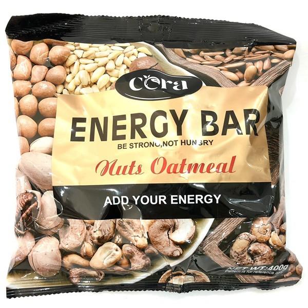 Túi bánh hạt yến mạch Cora 400g