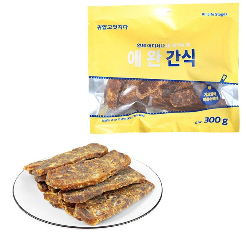 Thức Ăn Cho Chó Làm Sạch Răng Vị Thịt Bò 300g
