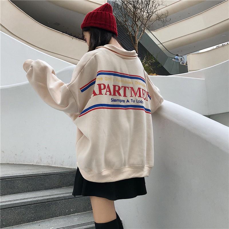 Áo Sweater Ulzzang Dáng Rộng Cho Nữ - Liti shop