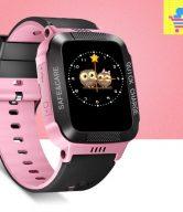 Đồng hồ thông minh chống nước V59 – Hồng