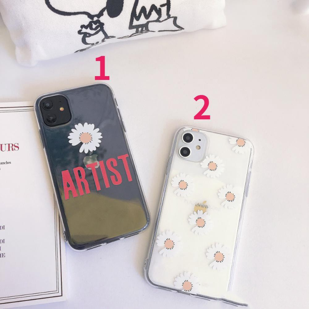 Ốp lưng iphone Hoa Artist 6 6S 6Plus 6S Plus 7 8 7Plus 8Plus X XSMax 11 ProMax XR - Xưởng Ốp Việt Nam F11