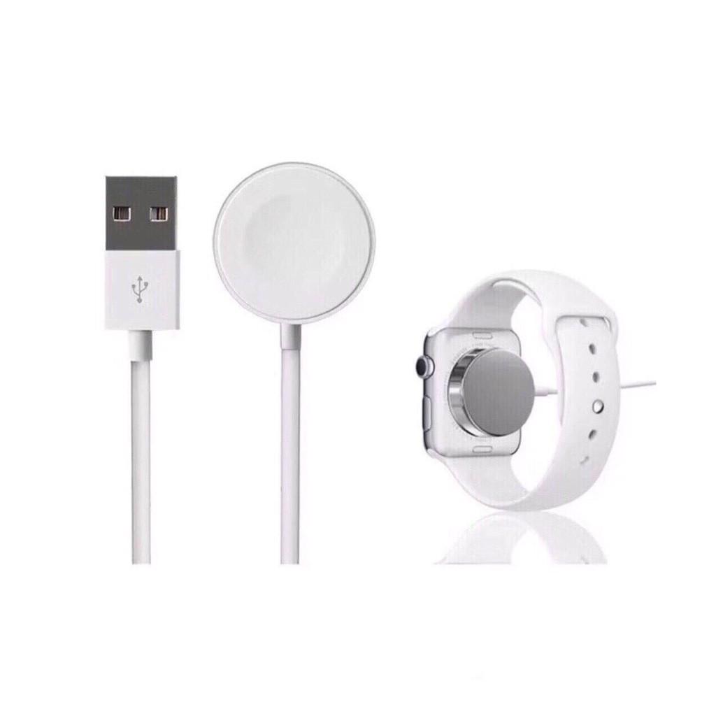 [Miễn phí vận chuyển 50K] Sạc đồng hồ Apple Watch Seri 2/3/4/5 - Bảo hành 6 tháng