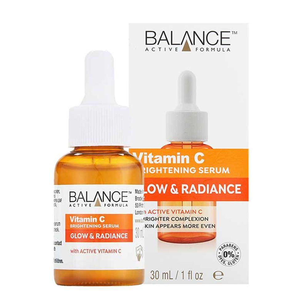 Tinh Chất Làm Sáng Da Balance Vitamin C Brightening Serum Glow & Radiance