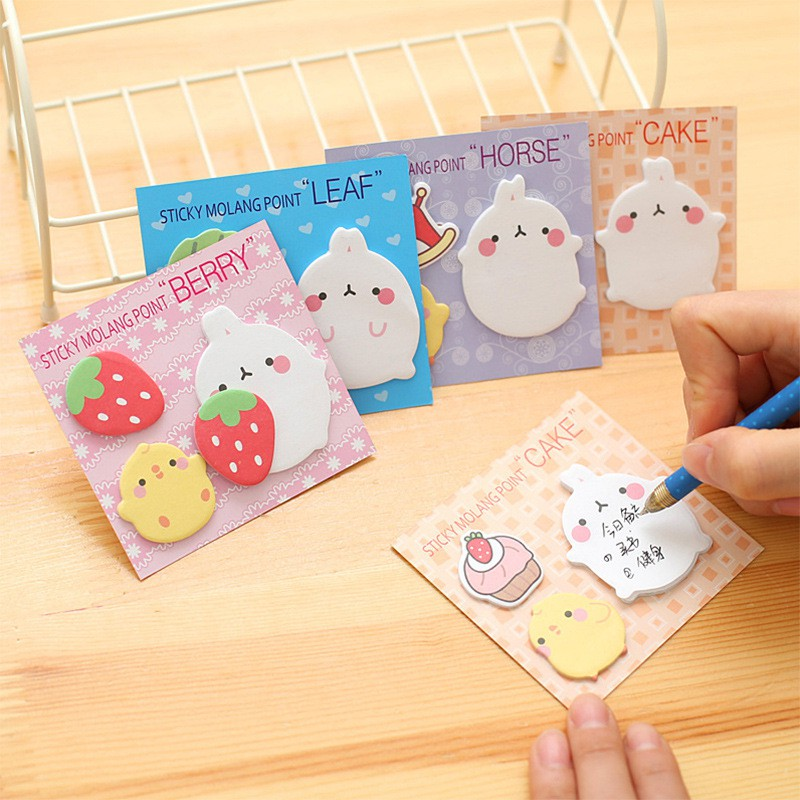 Ghi chú Note sticky molang