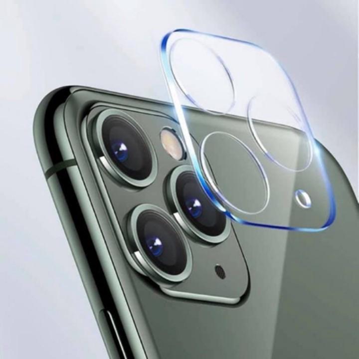 [Mã ELORDER5 giảm 10k đơn 20k] Cường Lực Camera💎 Kính Cường Lực Full Camera iPhone 11 / 11Pro / 11ProMax