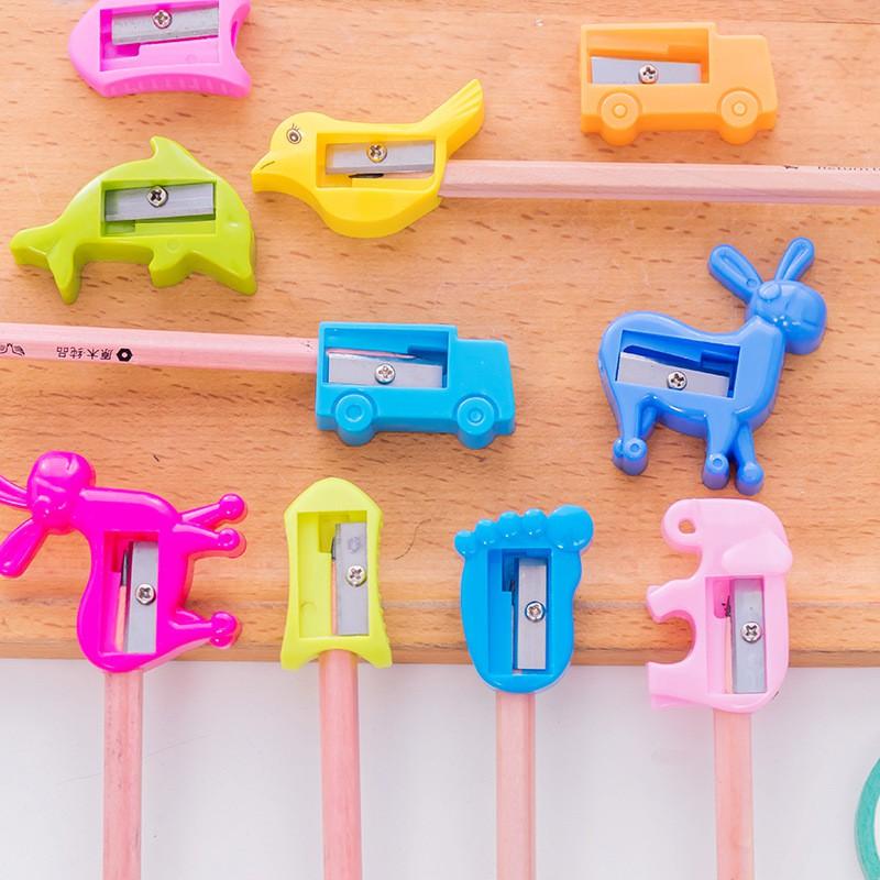 Xoáy bút chì động vật cute