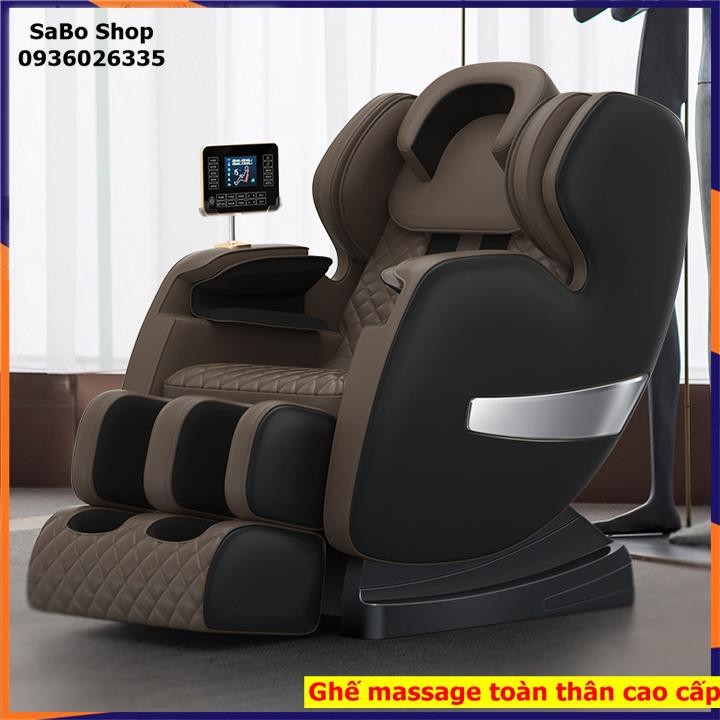 [GHẾ MASSAGE 4D] Ghế mát xa toàn thân, Ghế massage trị liệu Full Chức Năng món quà thân yêu cho người nhà