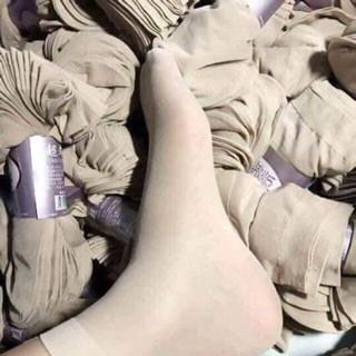 Tất giấy mềm nhẹ - 37k/10 đôi màu da