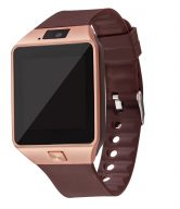 Đồng hồ điện thoại DZ09 – Đỏ Đồng