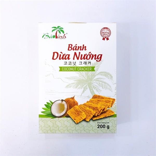 Hộp Bánh Dừa Nướng Bảo Linh 200g