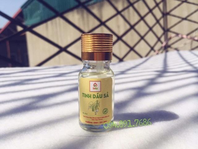 [Sennui.vn] Tinh dầu sả java dùng thử 10ml