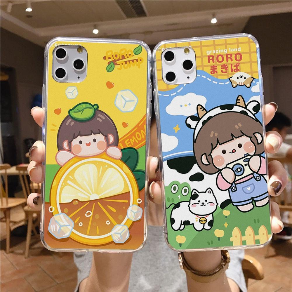 Ốp lưng iphone Chanh Jump 6 6S 6Plus 6S Plus 7 8 7Plus 8Plus X XSMax 11 ProMax XR - Xưởng Ốp Việt Nam M848