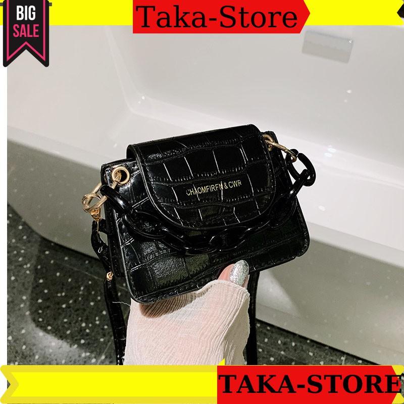 [LOẠI 1]Túi đeo chéo nữ đẹp thời trang hàn quốc cao cấp TAKASTORE_TX 201039