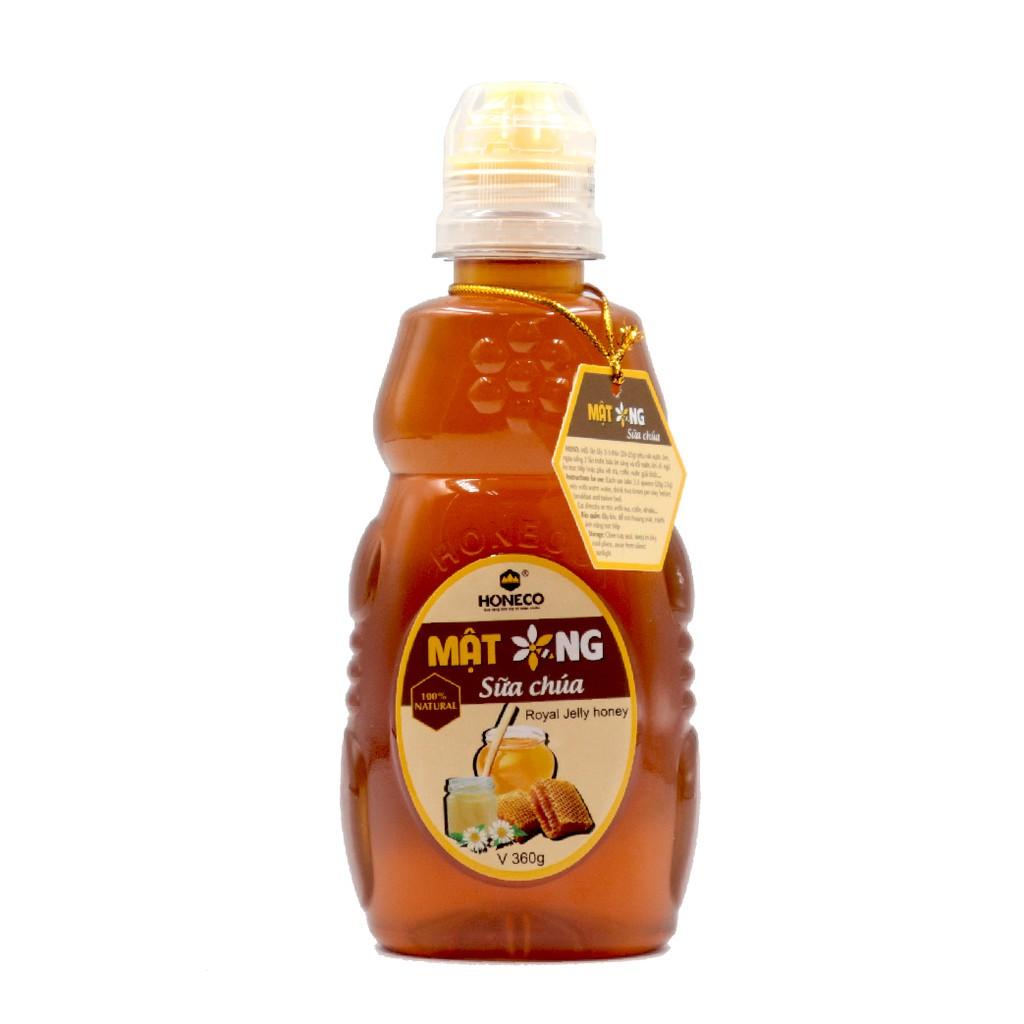 Mật Ong Sữa Chúa Honeco 360g