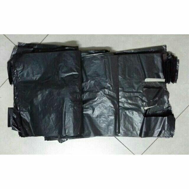 Sỉ 25k 1kg túi nilong đen đủ cỡ(2kg, 5kg, 10kg, 15kg, 20kg)