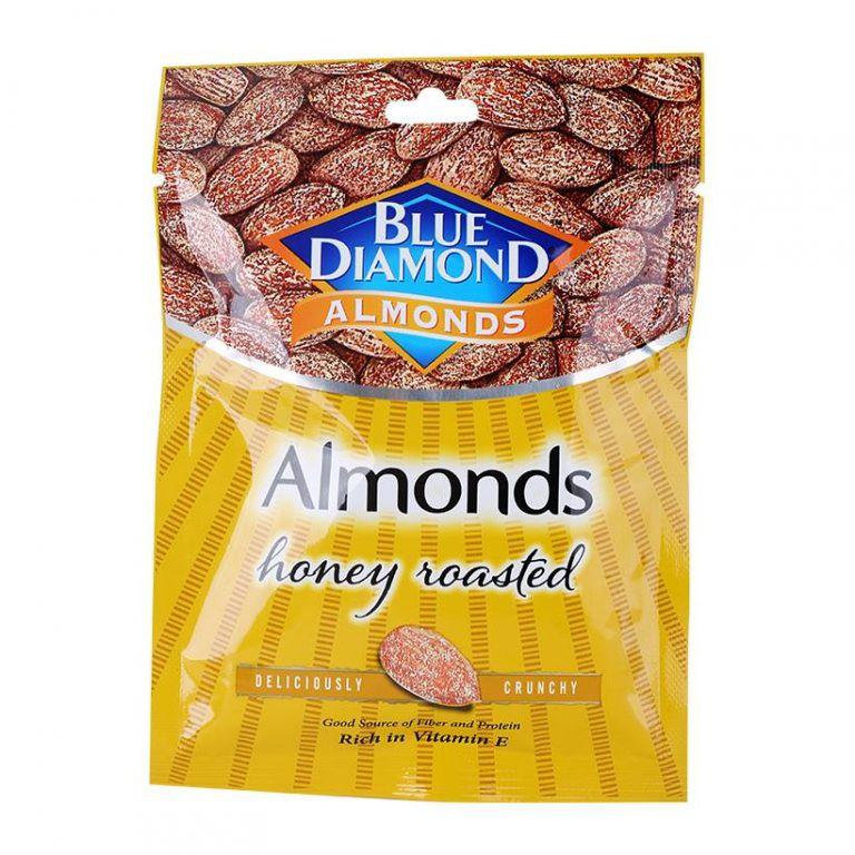 Hạnh nhân - Mật ong - Blue Diamond - 30gr
