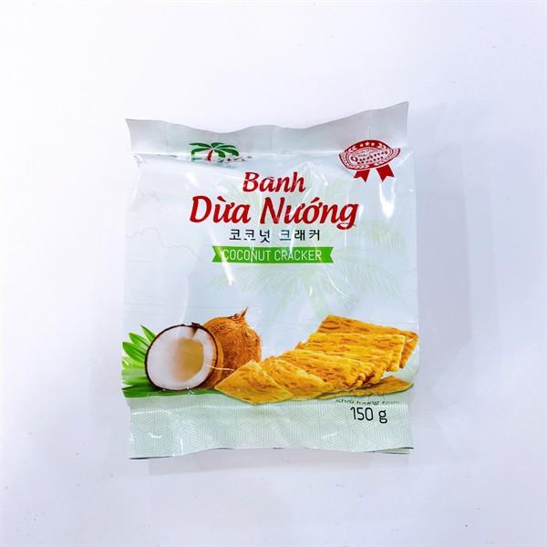 Gói Bánh Dừa Nướng Bảo Linh 150g